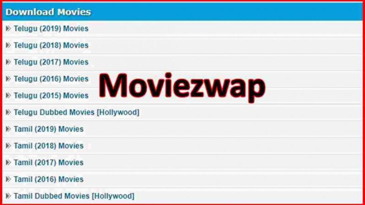 Moviezwap-website